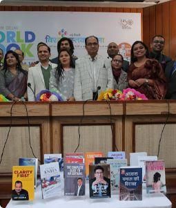 marketing of published books